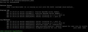 openssh-cPanel-centos-redhat-server