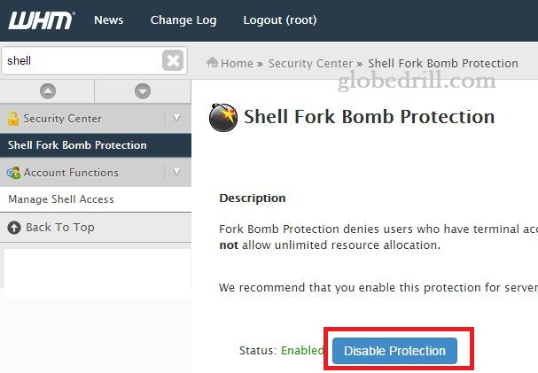 Disable-Shell-Fork-Bomb-Protection