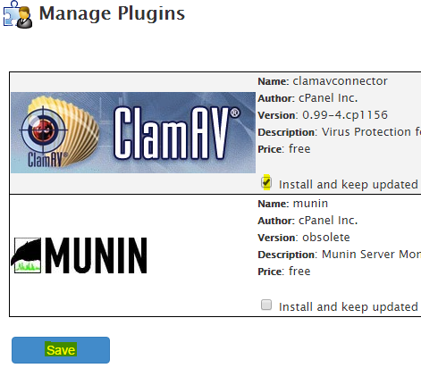 Clamav Installation