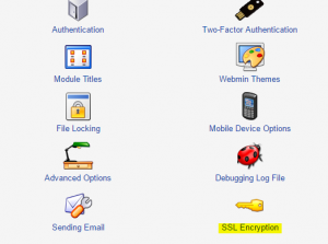 Disable SSL Webmin