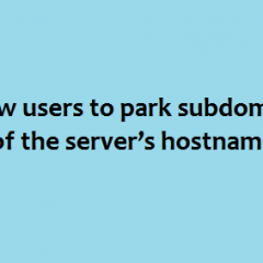 allow-users-to-park-subdomains