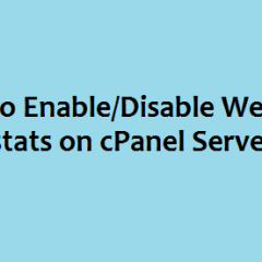 cpanel-webalizer-traffic-stats