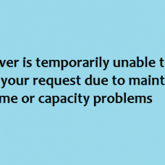 maintenance-downtime-or-capacity-problems