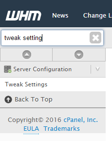 tweaksettings-cpanel