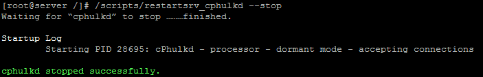 Stop Cphulkd Protection