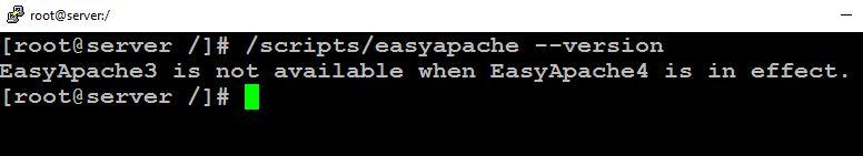 Easyapache4 Server