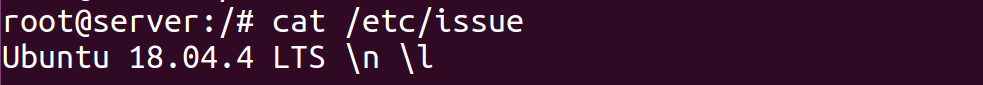 How to check Ubuntu Debian OS version 3